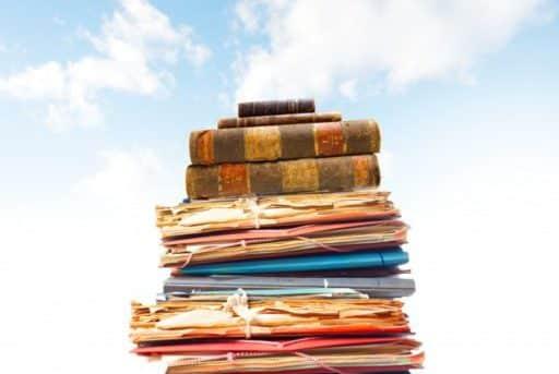 System do obsługi archiwum papierowego